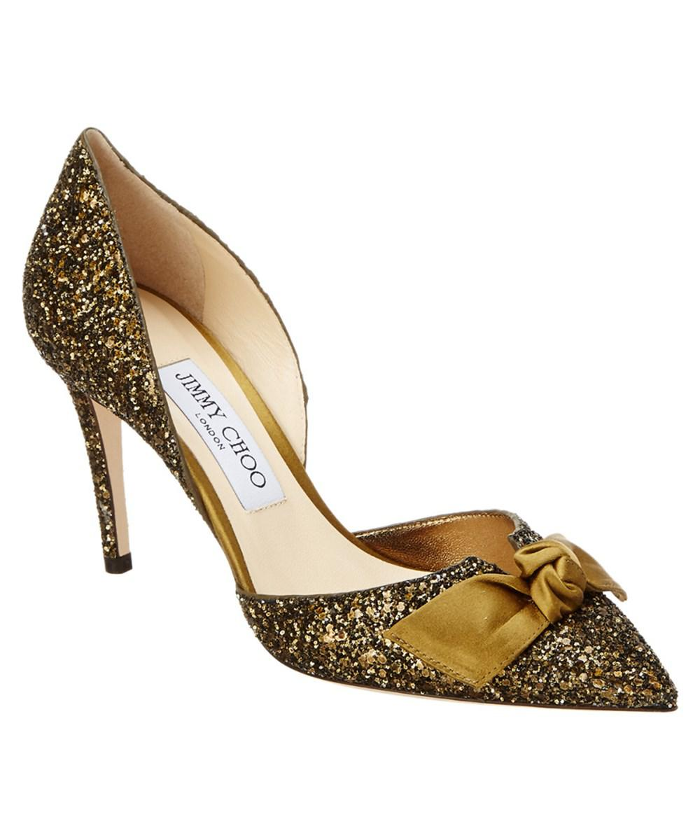 Jimmy Choo Twinkle 85 Glitter Po... prices for sale cheap low shipping sale eastbay pre order cheap price Dm1bPrMR6U