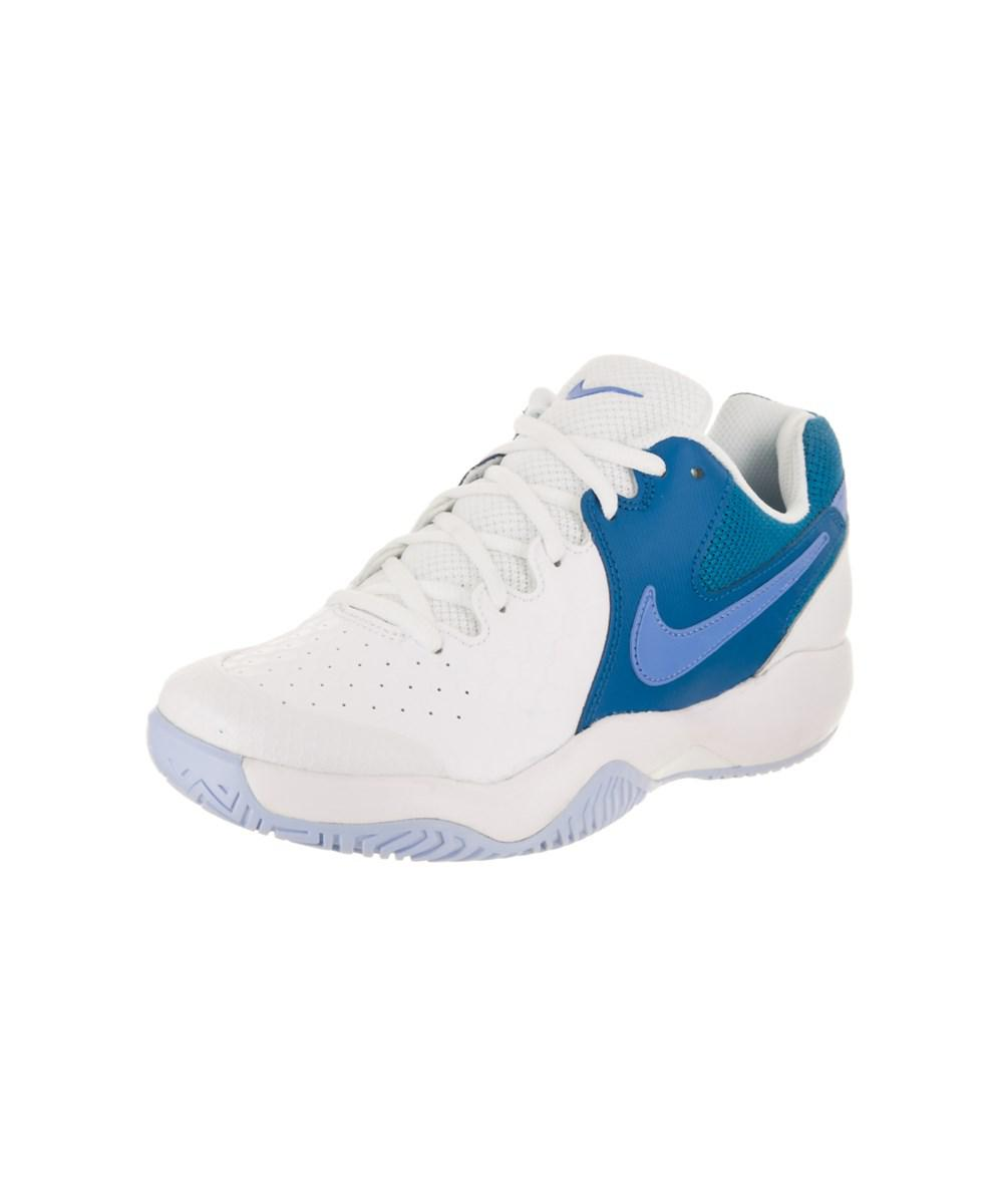f49c0ec7129 Lyst - Nike Women s Air Zoom Resistance Tennis Shoe in White