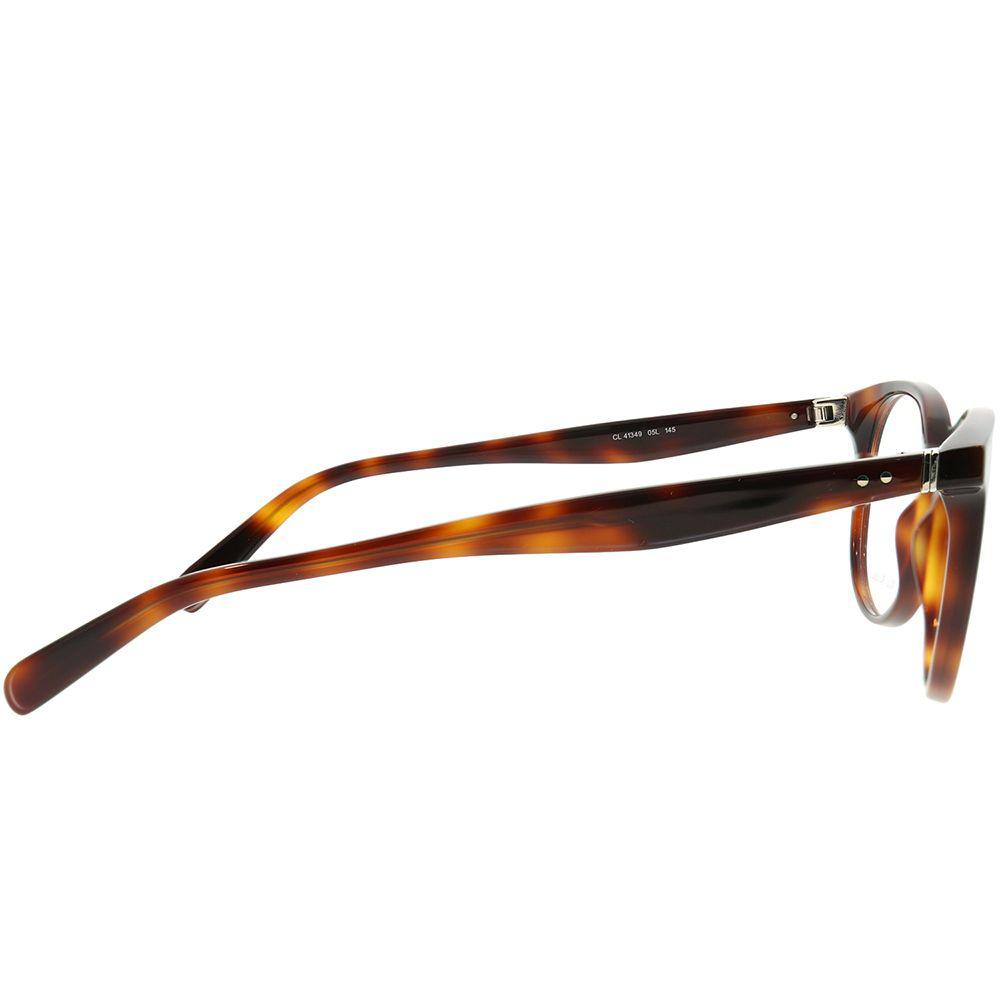 e91b1a35512 Céline - Brown Thin Mary Small Cl 41349 05l Havana Round Eyeglasses - Lyst.  View fullscreen