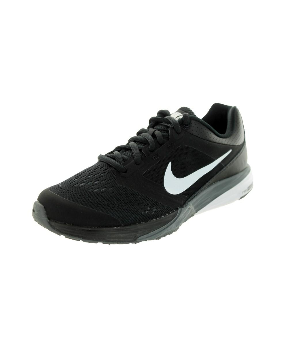 ... 5e5cf 92106 Lyst - Nike Women s Tri Fusion Run Running Shoe in Black  best website ... 2dc44fb105