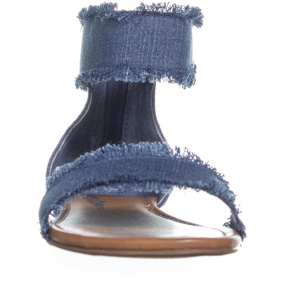 9566a7cc694 Lyst - American Rag Ar35 Keley Ankle Strap Flat Sandals