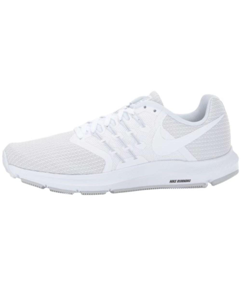 5477560dce7e Lyst - Nike Womens Run Swift Low Top Lace Up Running Sneaker in White