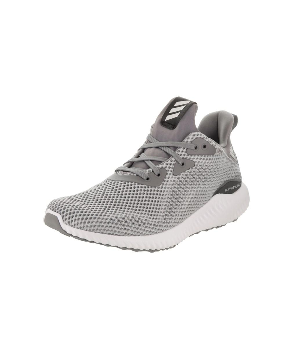 low priced 8e39c dd152 adidas. Gray Womens Alphabounce 1 Running Shoe