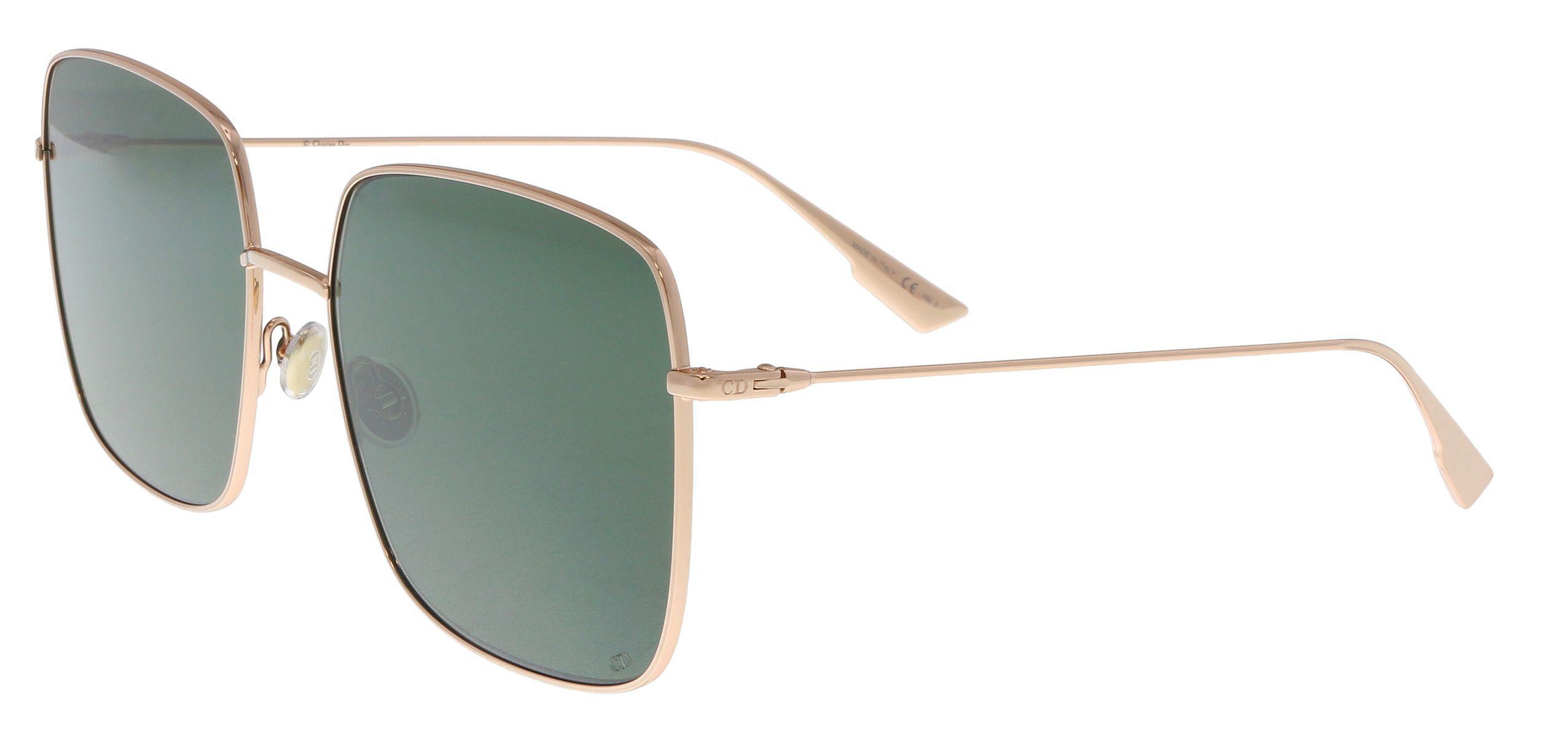 3c02cf69a08d Dior. Women s Diorstellaire1 Ddb Gold Copper Square Sunglasses