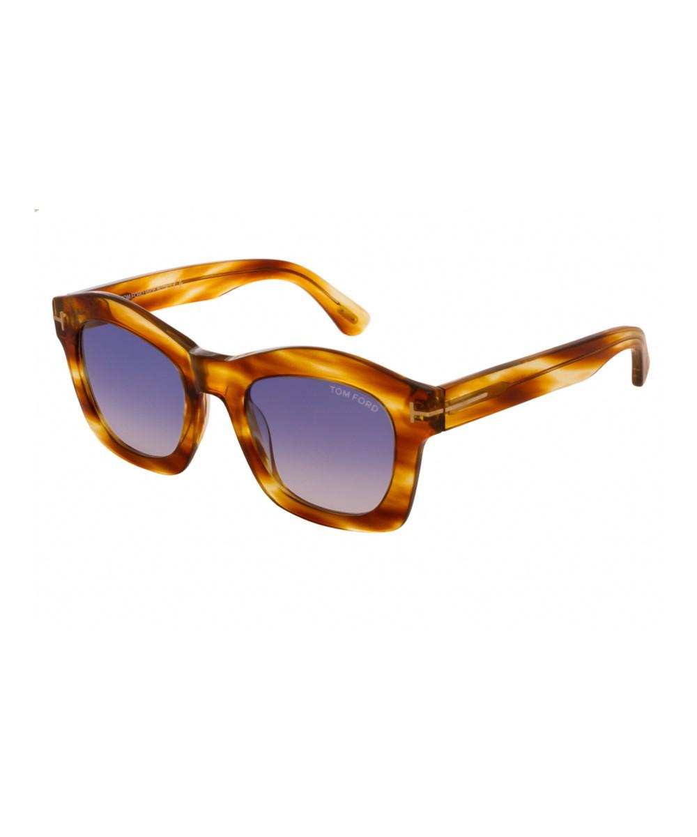 98fcdc731a Tom Ford Ft0431 41w in Yellow - Lyst
