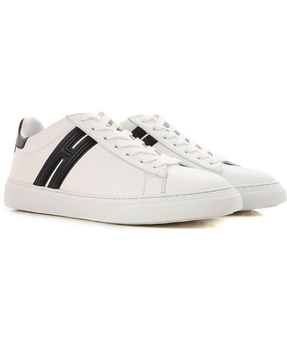 bd7598d459fb Lyst - Hogan Shoes For Men in White for Men