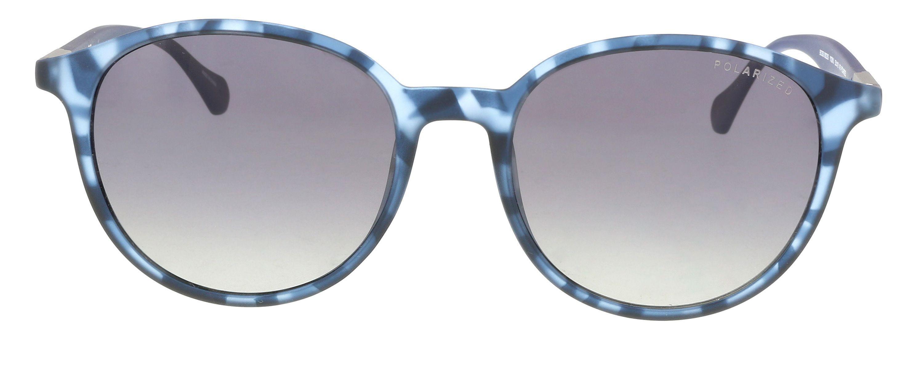 c30b42615b Lyst - Boss 0822 s 0yx2- Wj Grey Blue Oval Sunglasses in Blue for Men