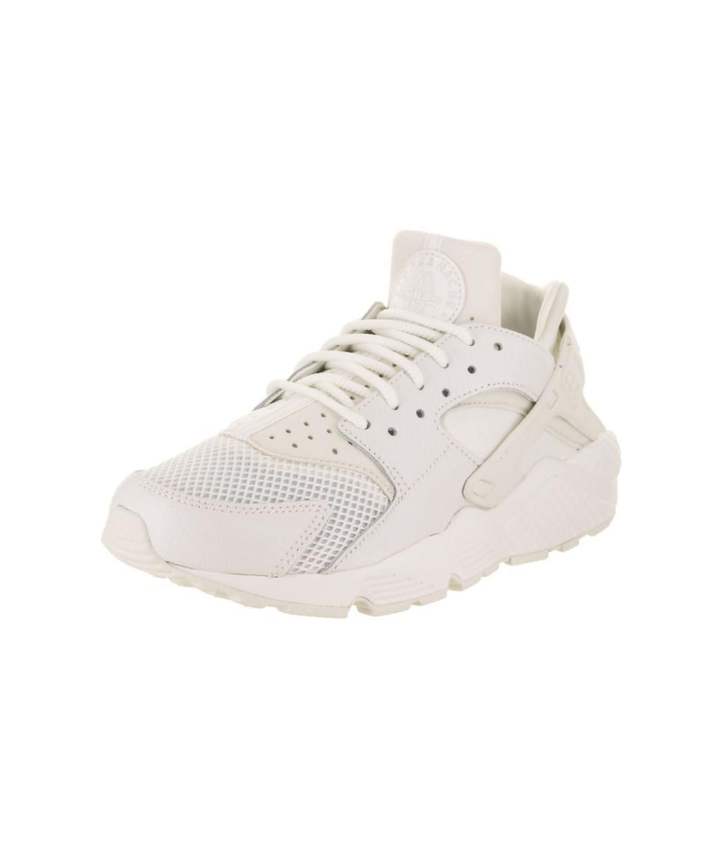 12809327ca5f Lyst - Nike Women s Air Huarache Run Se Running Shoe in White
