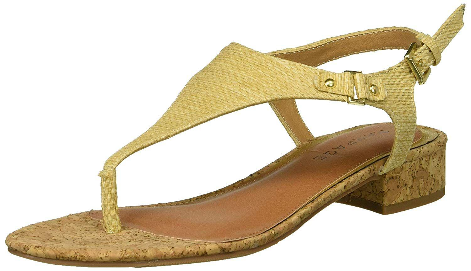 0540f67bdafe Lyst - Rampage Womens Janda Open Toe Casual Ankle Strap Sandals