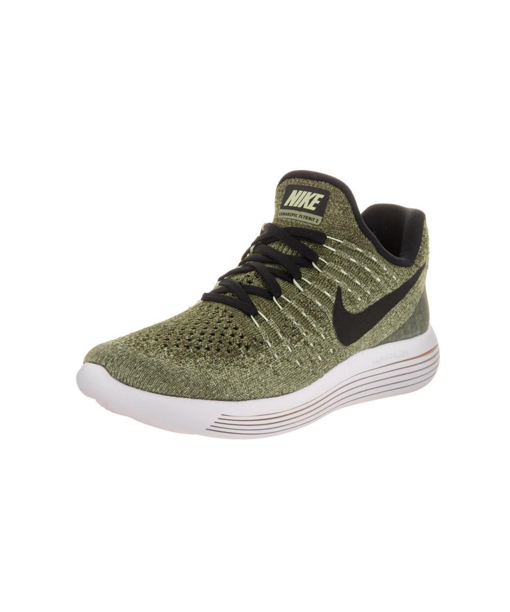 71df4c12030ff Lyst - Nike Women s Lunarepic Low Flyknit 2 Running Shoe in Green