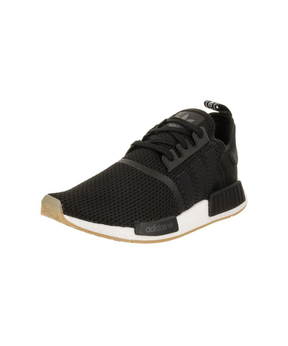 Lyst adidas uomini nmd r1 originali di scarpe da corsa in nero per gli uomini.