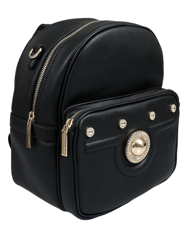 Lyst - Versace Ee1vsbbm2 E899 Black Backpack in Black 8670b05f3d