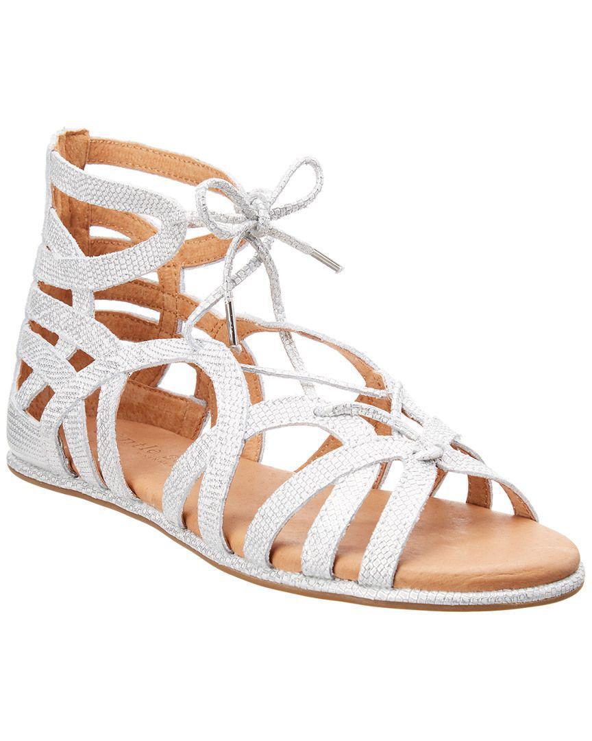 de3b763d60e Gentle Souls. Women s Break My Heart 3 Leather Sandal
