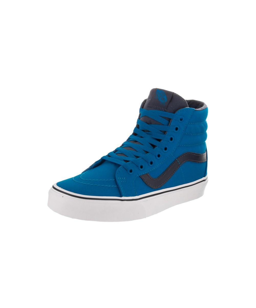 cb8bd716284 Vans Unisex Sk8-hi Reissue (canvas) Skate Shoe in Blue for Men ...