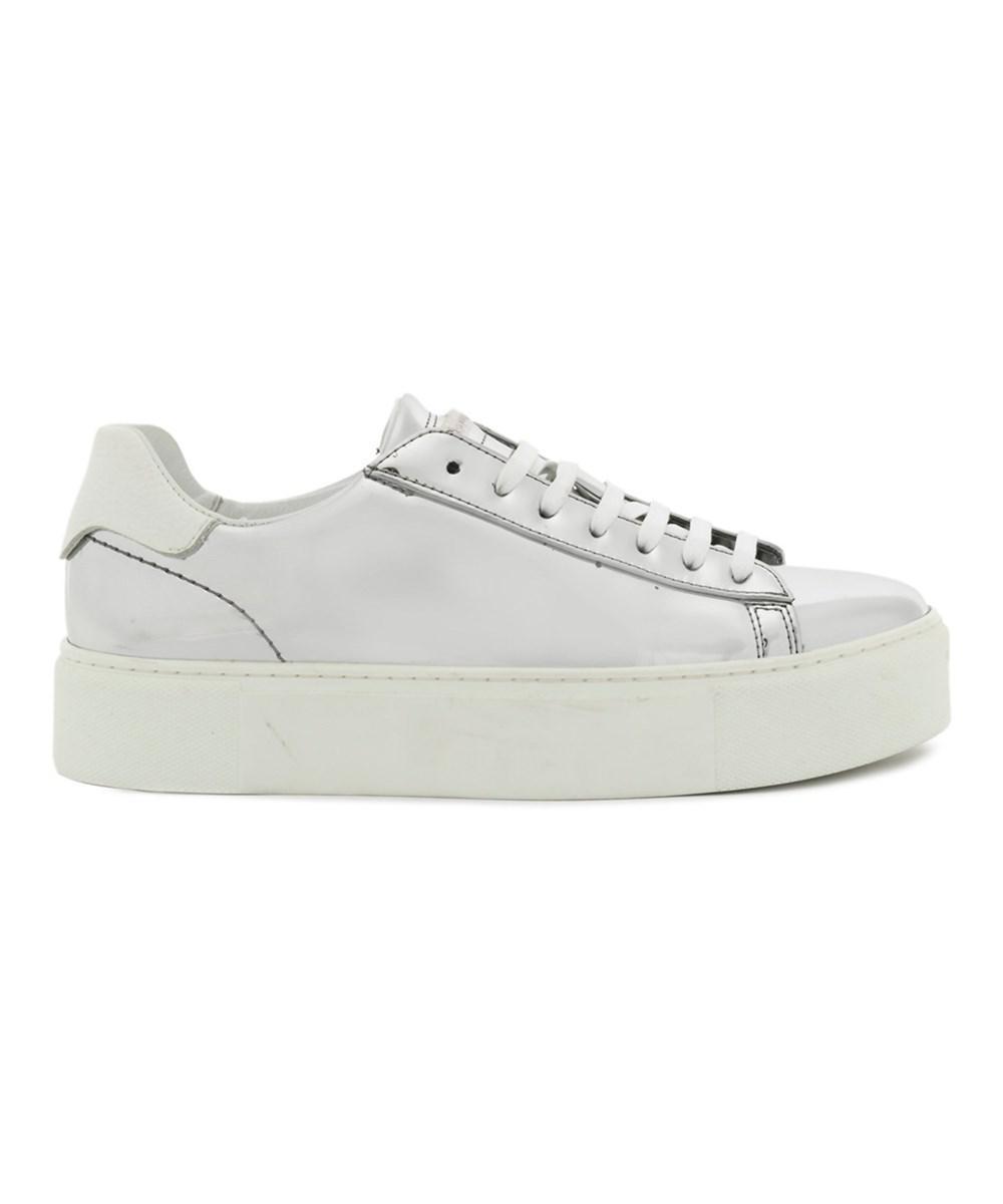 Plate-forme Dsquared2 Chaussures De Paillettes Métalliques - D4tvc