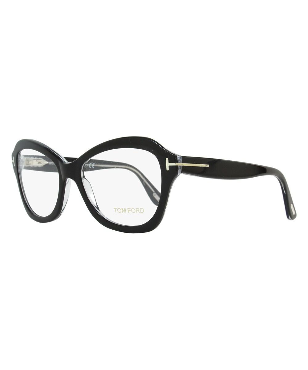 b82fad4dbe Tom Ford - Butterfly Eyeglasses Tf5359 003 Size  53mm Black crystal Ft5359  - Lyst. View fullscreen