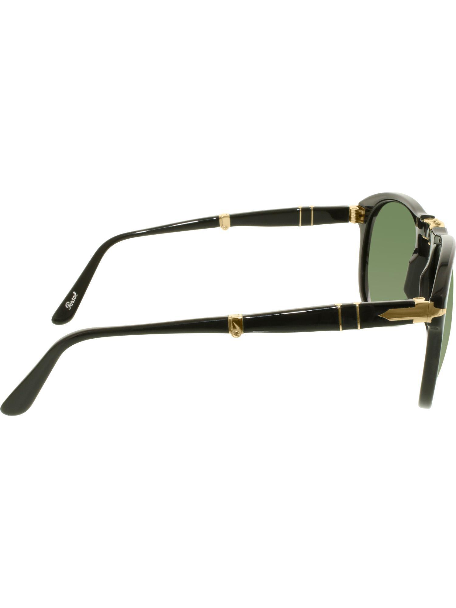 430fba953a Persol - Multicolor Sunglasses Po714 95 31 Size 54mm Shiny Black 714 for Men.  View fullscreen