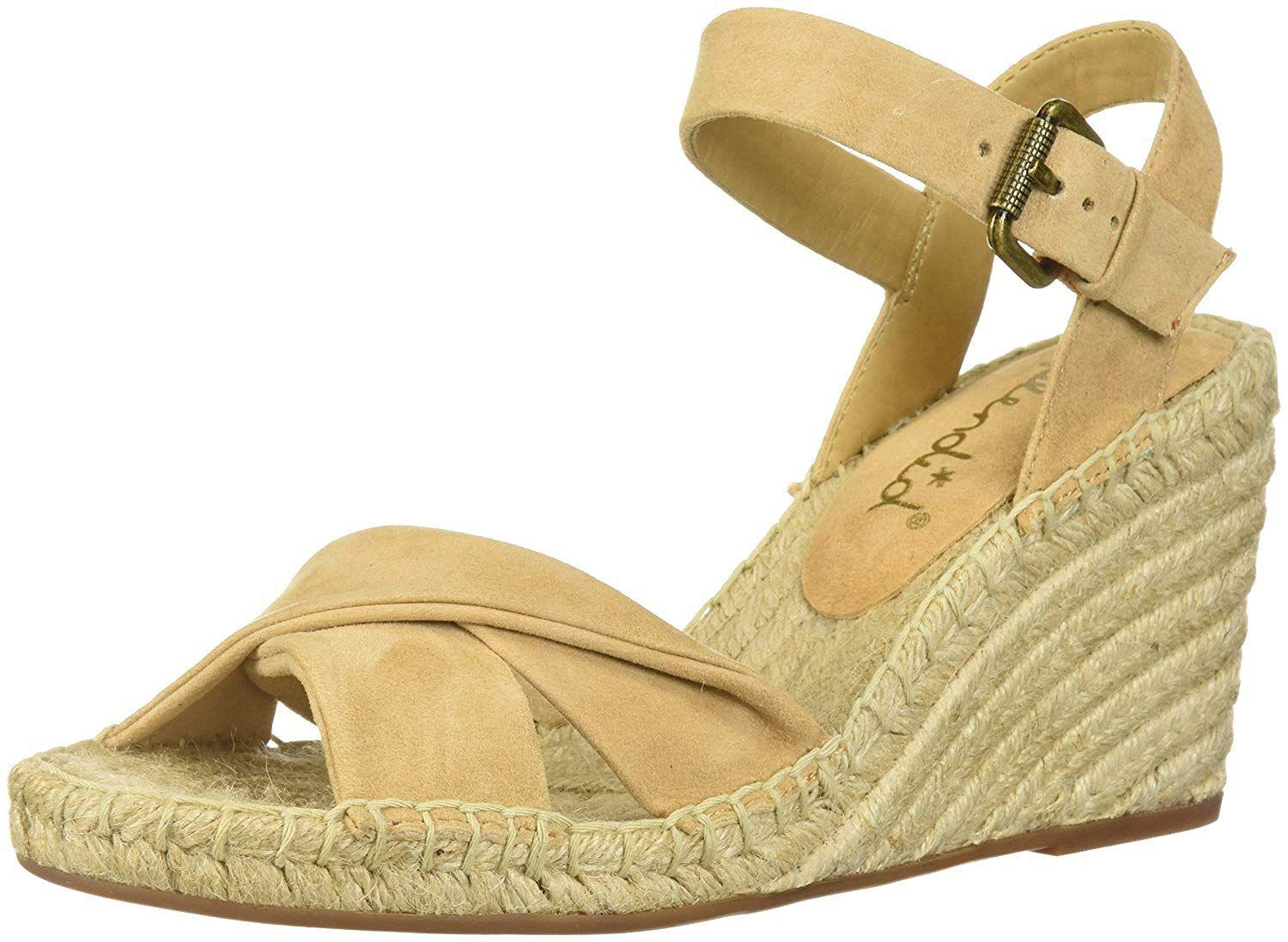 55cb7b379c1c Lyst - Splendid Women s Fairfax Espadrille Wedge Sandal in Brown