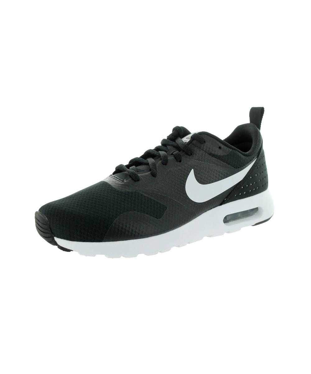 f33d87c5ff Lyst - Nike Men's Air Max Tavas Running Shoe in Black for Men - Save 8%