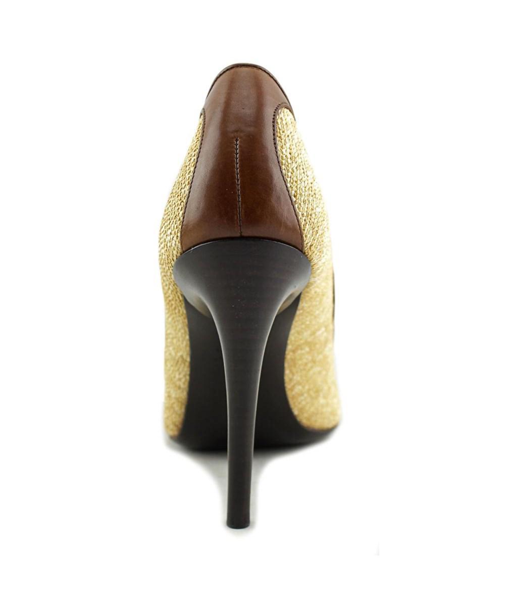 11c90eb1fc18 Lyst - Roger Vivier Dec. Miss Viv Paille T. 100 Women Open Toe ...