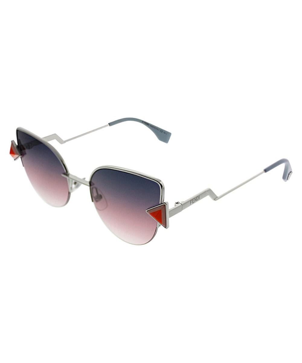 ed1a13ca8982 Lyst - Fendi Women s Ff0242 s 52mm Sunglasses