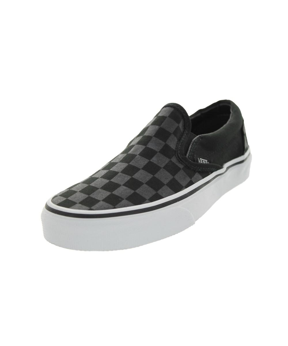 4decb84664a3 Lyst - Vans Unisex Classic Slip-on (checkerboard) Skate Shoe in ...