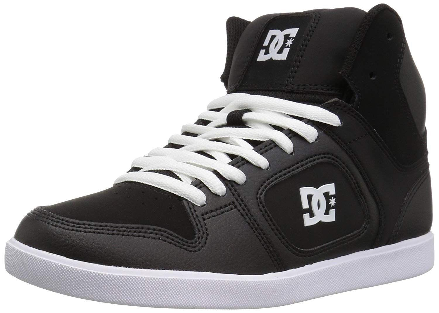 11404c3a5794 Lyst - Dc Shoes Dc Men s Union High in Black for Men