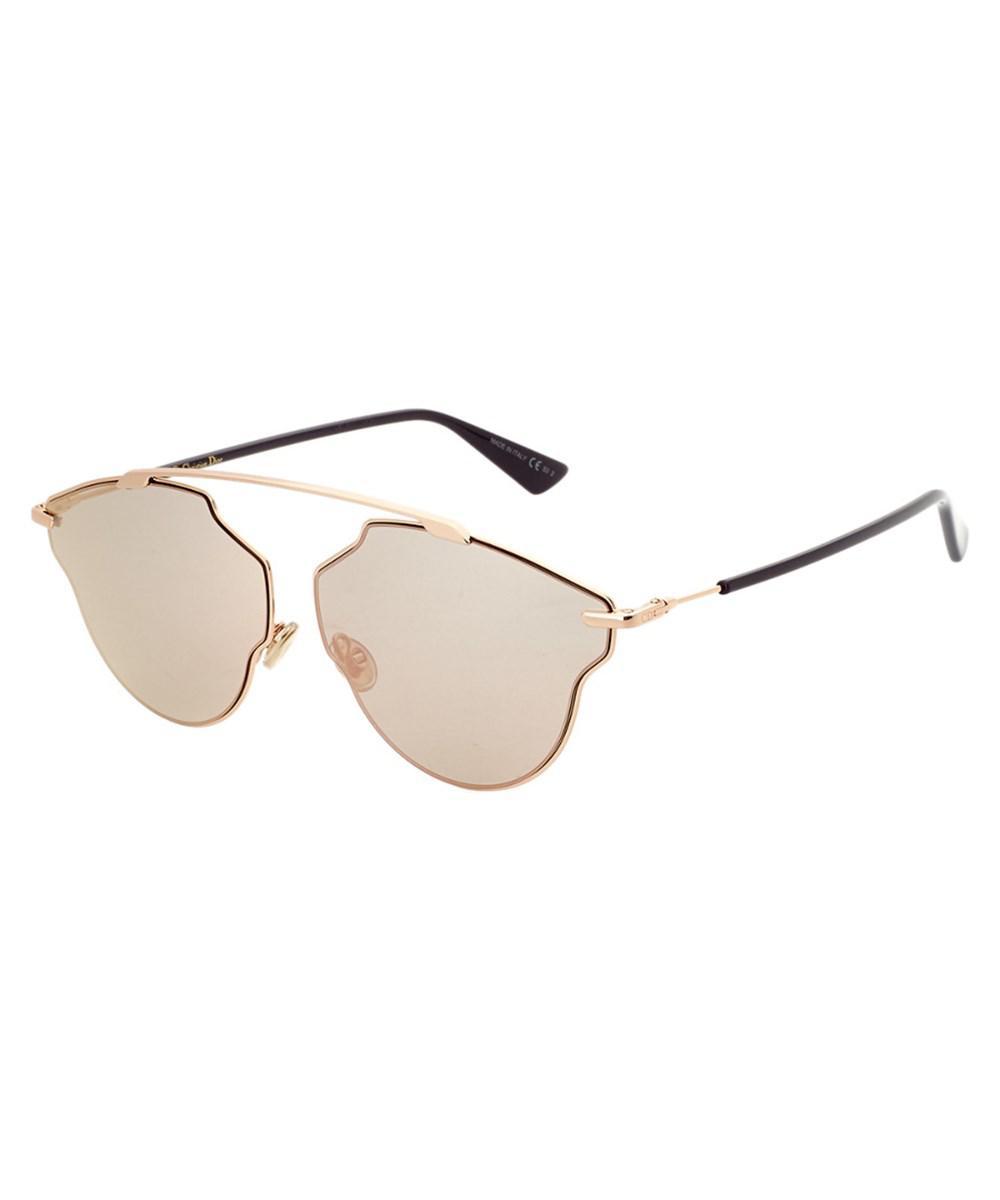 f1328f0f519 Dior. Women s So Real Pop 59mm Sunglasses