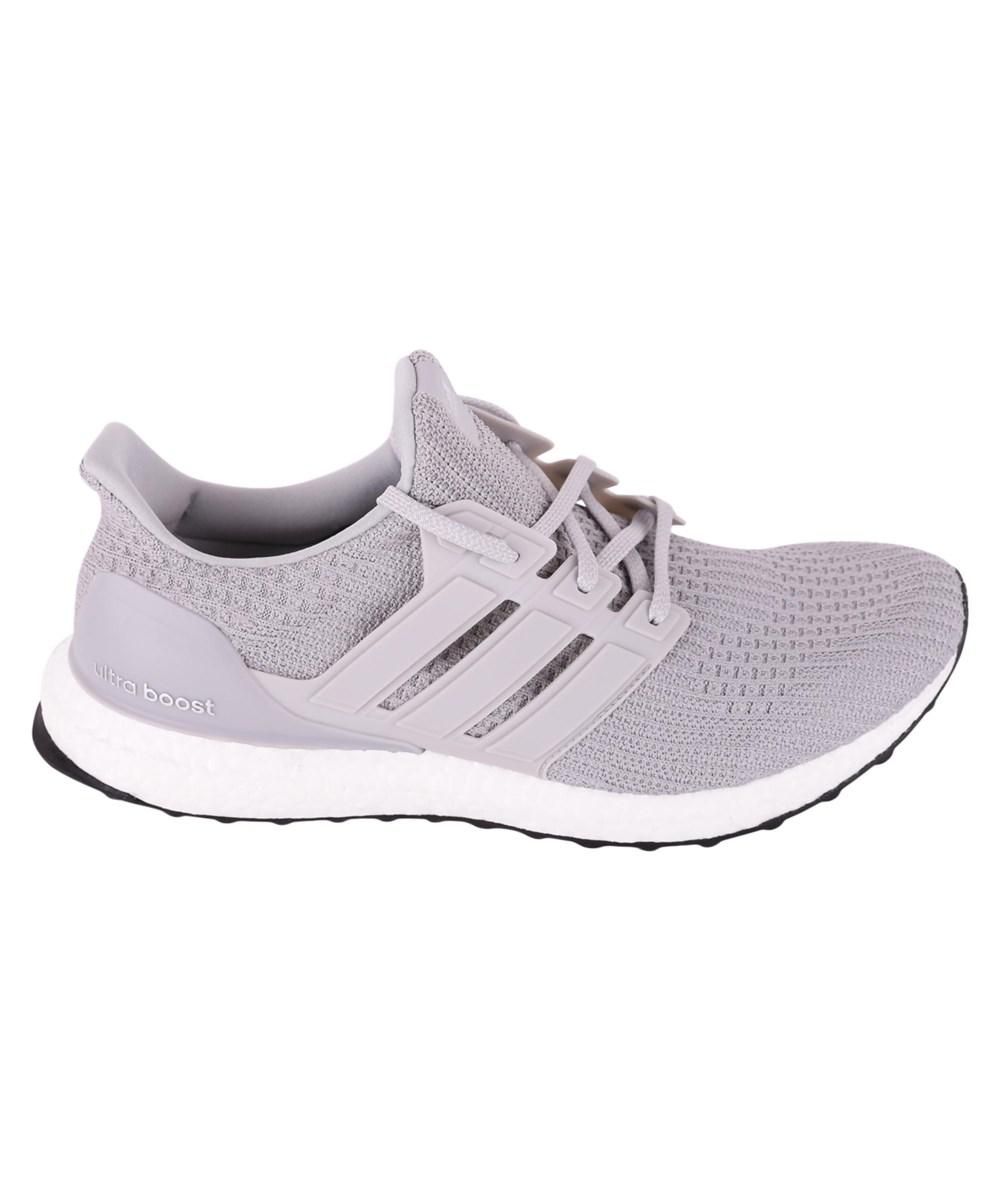 28f791b2bff Lyst - Adidas Men s Grey Fabric Sneakers in Gray