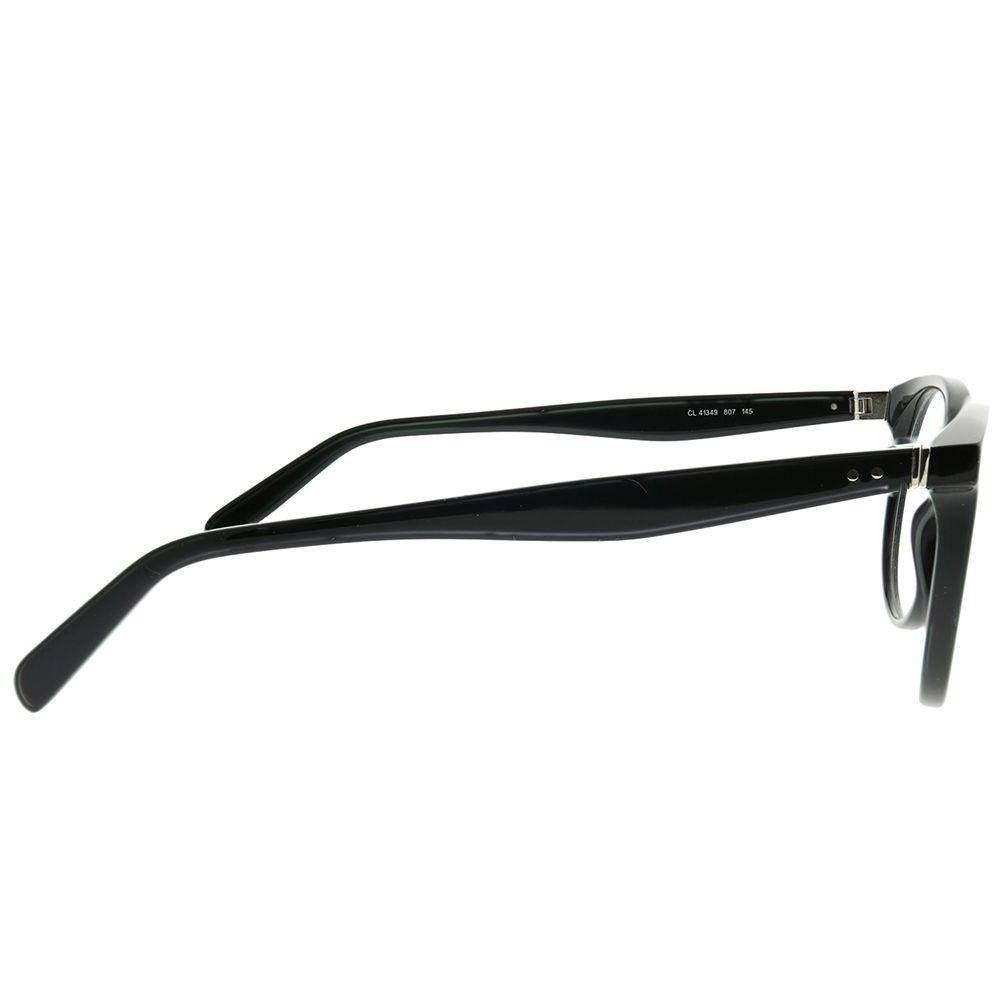 c968565b01f Céline - Thin Mary Small Cl 41349 807 Black Round Eyeglasses - Lyst. View  fullscreen
