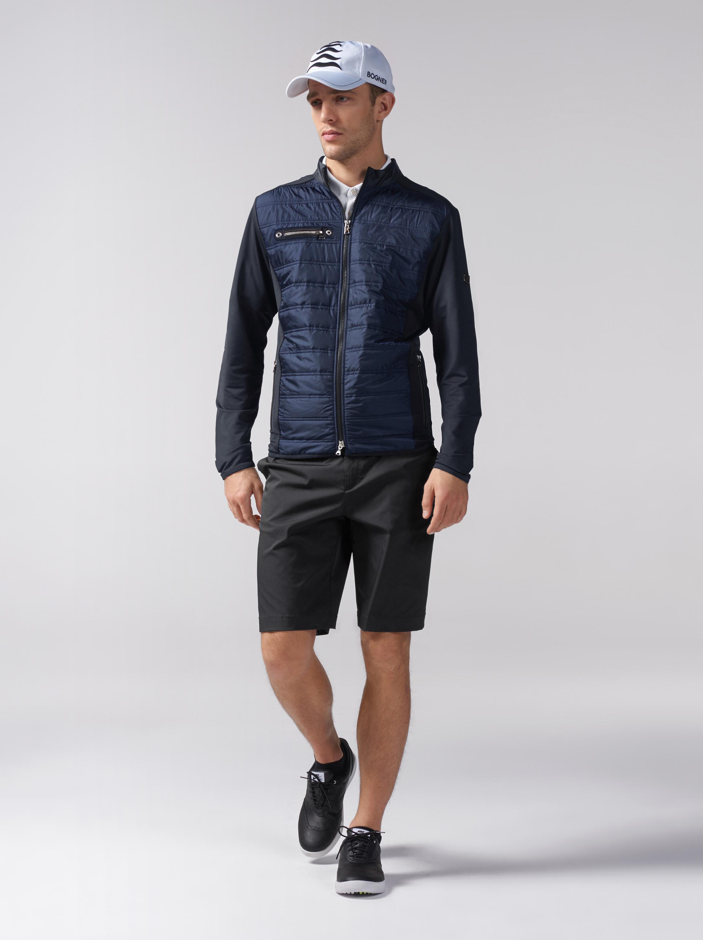 Rabattgutschein heiß seeling original neue Stile Bogner Black Golf Jacket Joe for men