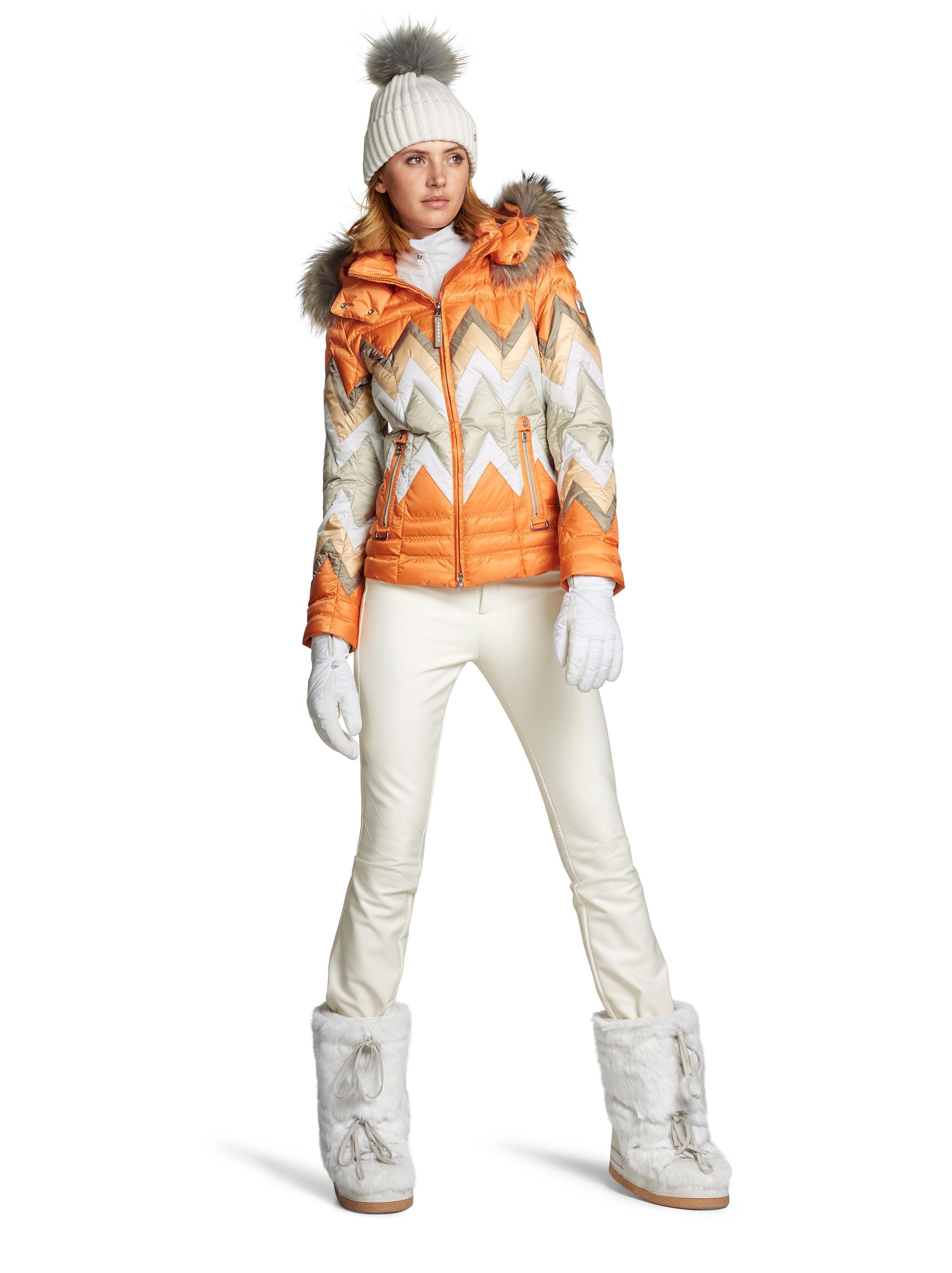 Lyst Bogner Ski Pants Emilia In White