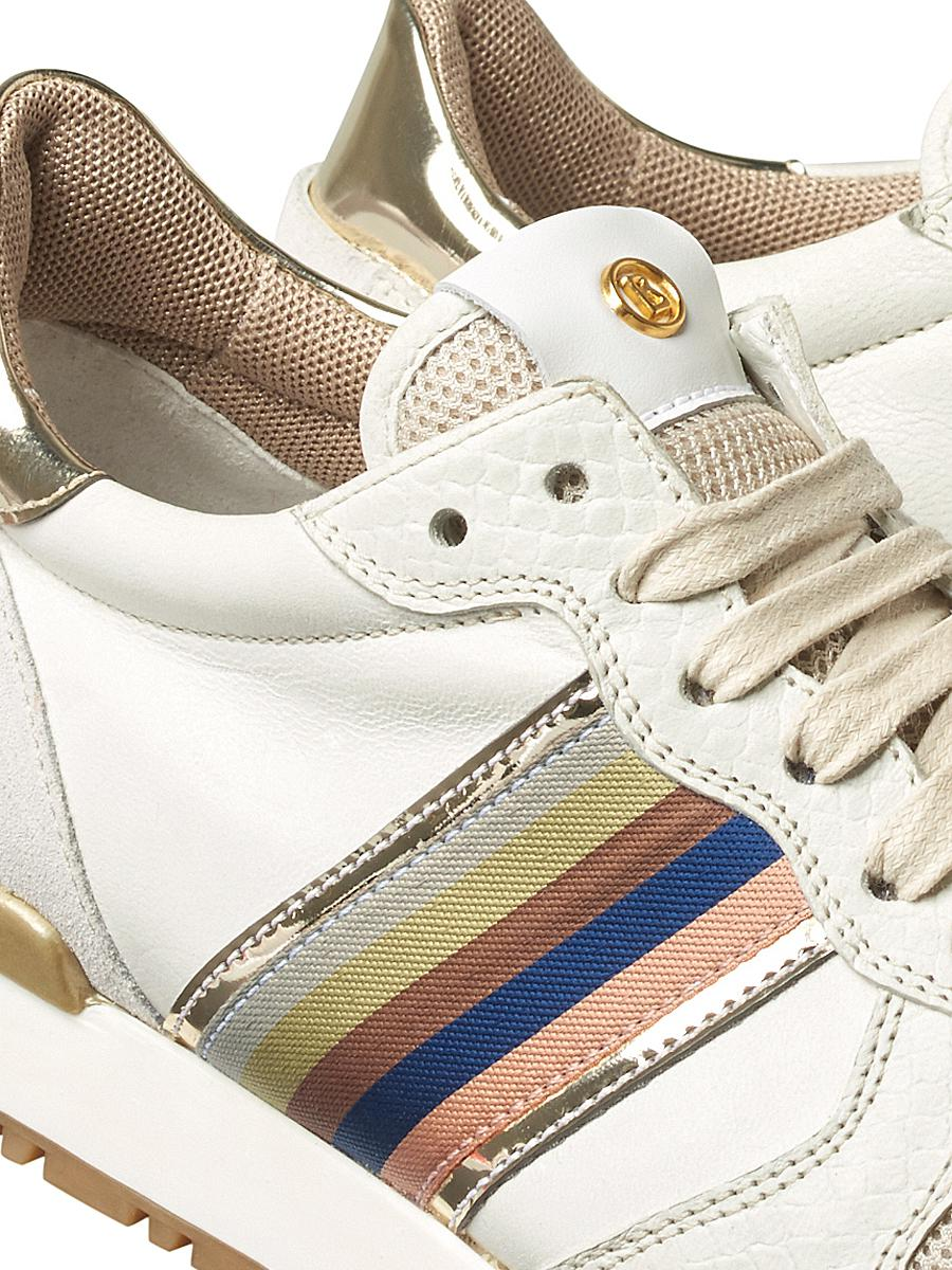 Sneaker Bogner White 7d Lady Lisboa For Men W2HED9I