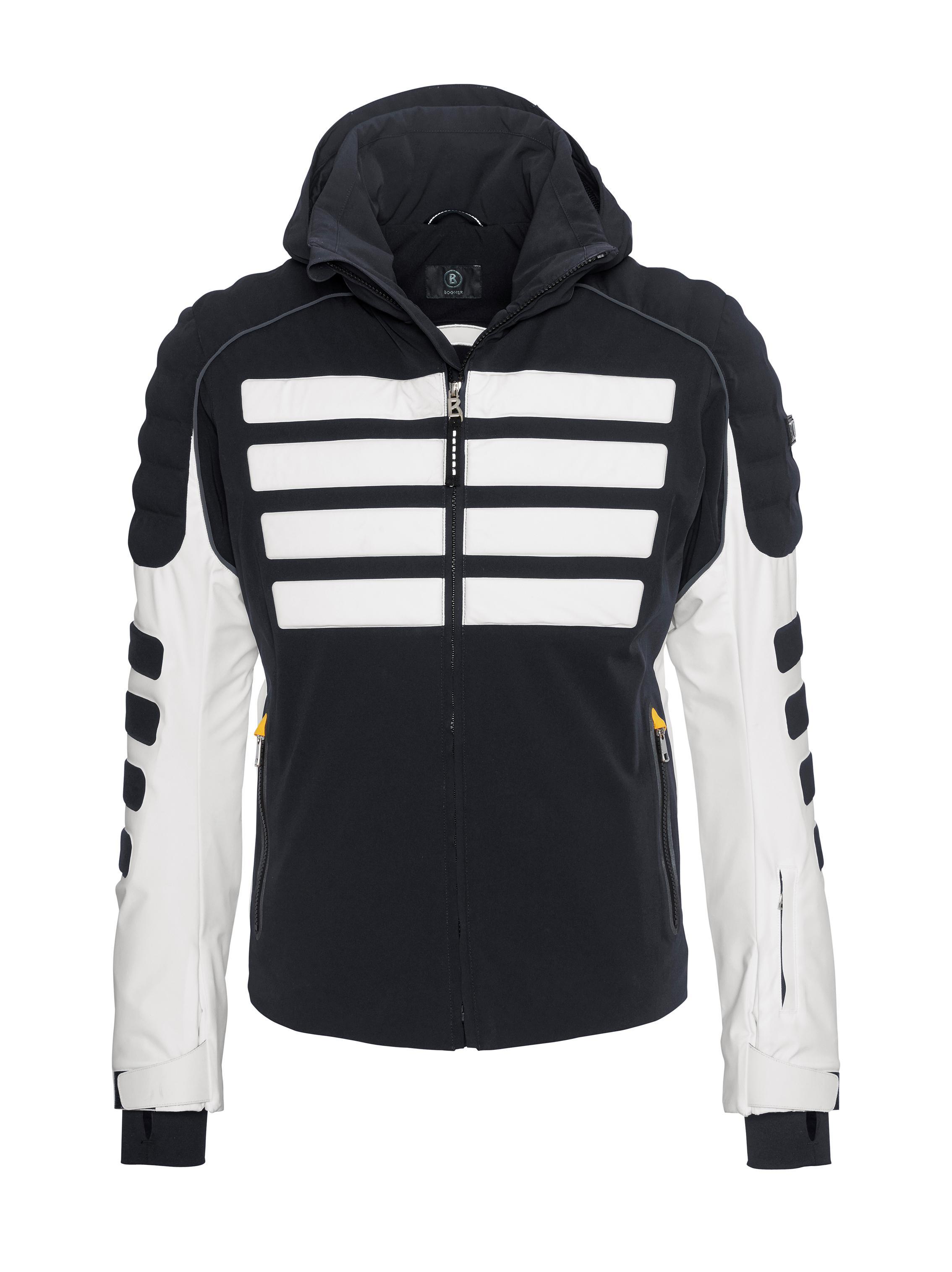 online store 9573c 9953e Bogner Synthetic Ski Jacket Nik in Black for Men - Lyst