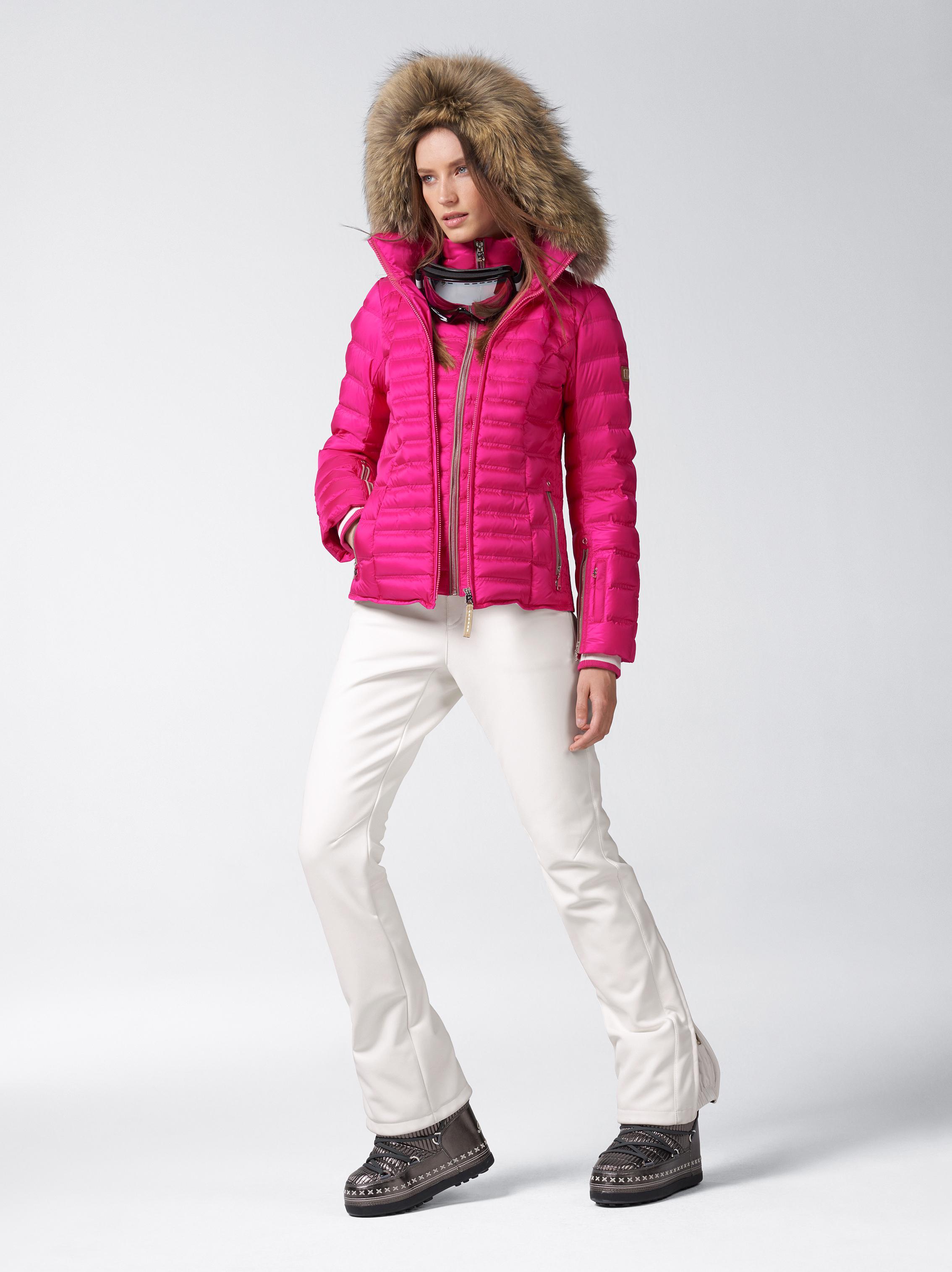 76fbfe7b1ab4dc Bogner Ski Down Jacket Nasha in Pink - Lyst