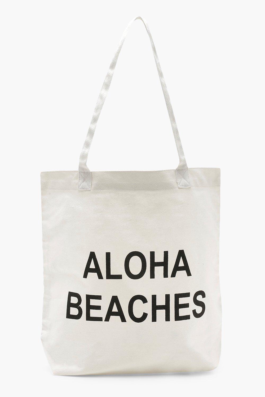 Boohoo Women S Lily Beach Slogan Per