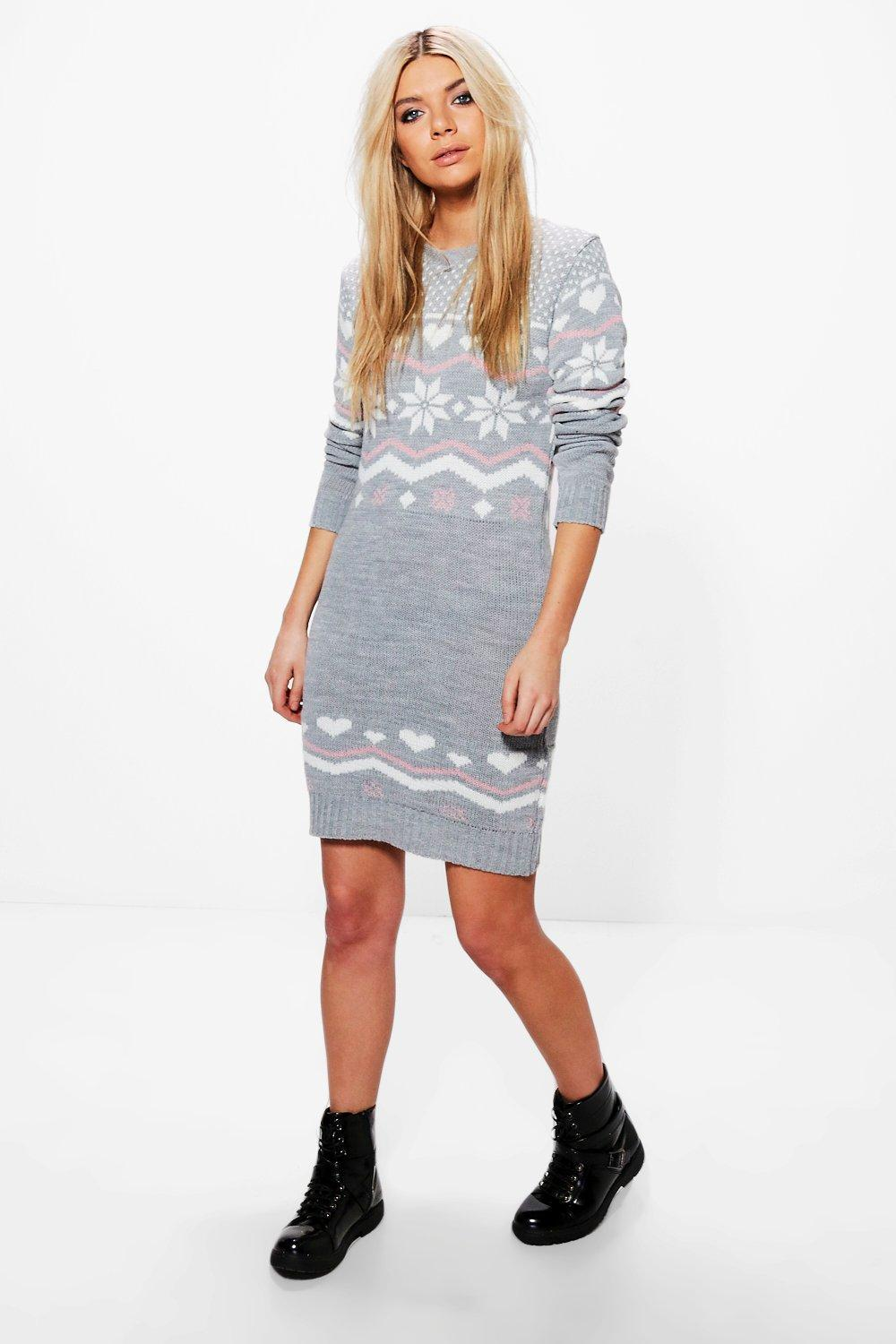 WOMEN LADIES SEQUIN TIGER FACE PRINT OVERSIZED XMAS PARTY TOP JUMPER DRESS NEW