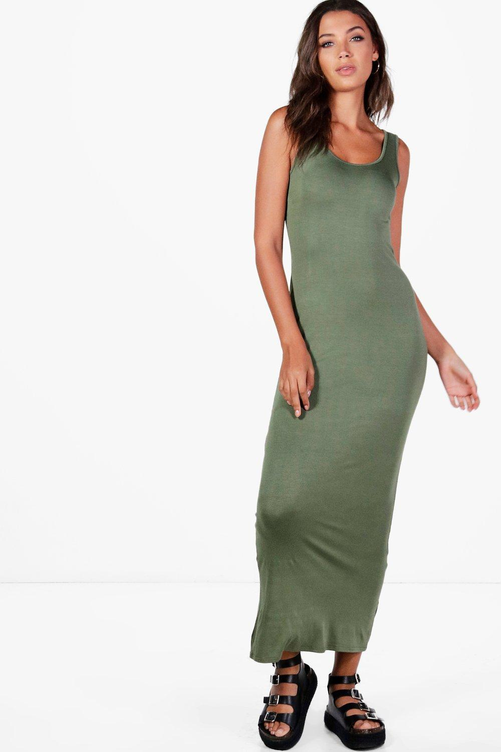 Boohoo Tall Basic Maxi Dress Outlet Sneakernews Best Place To Buy Buy Cheap New Arrival Outlet Best Store To Get s9oEi