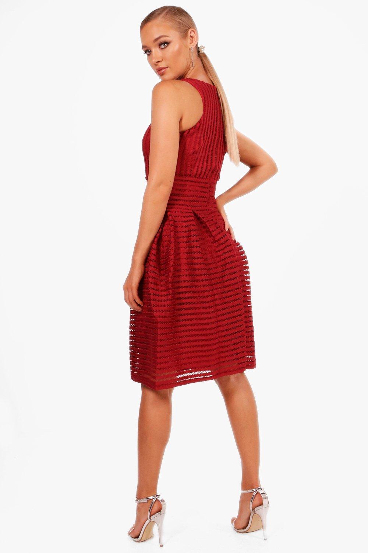 6e1d225a690 Panelled Full Skirt Skater Dress - Data Dynamic AG