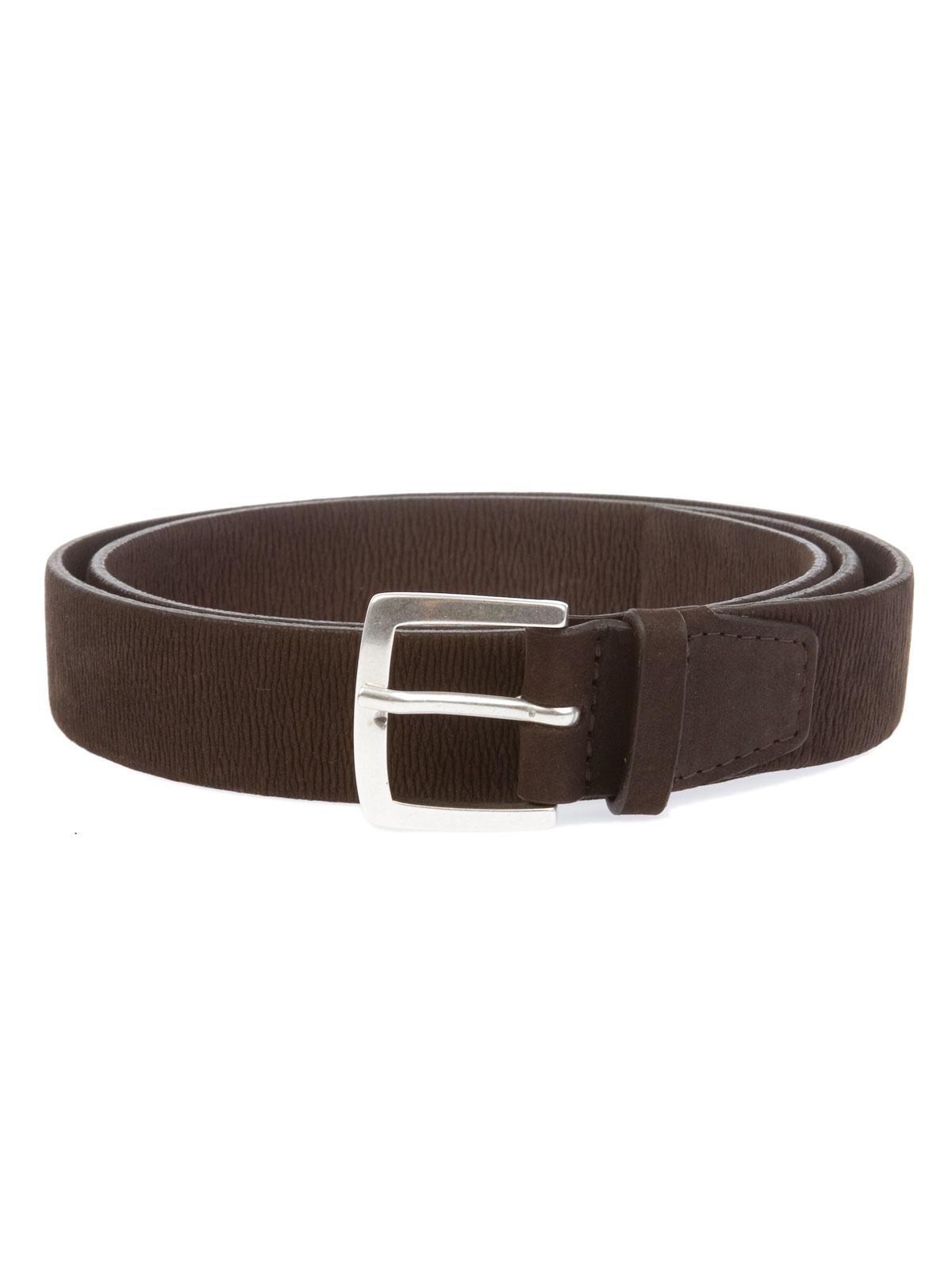 b98ef0892e Orciani Cintura in Brown for Men - Lyst
