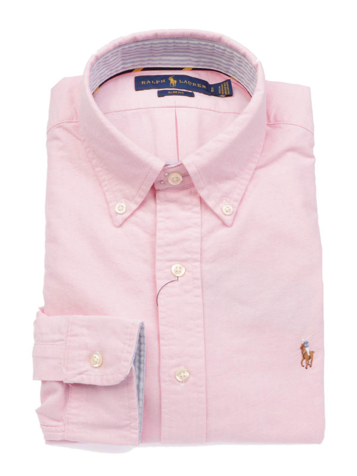 best sneakers 75410 74a60 Men's Pink Camicia