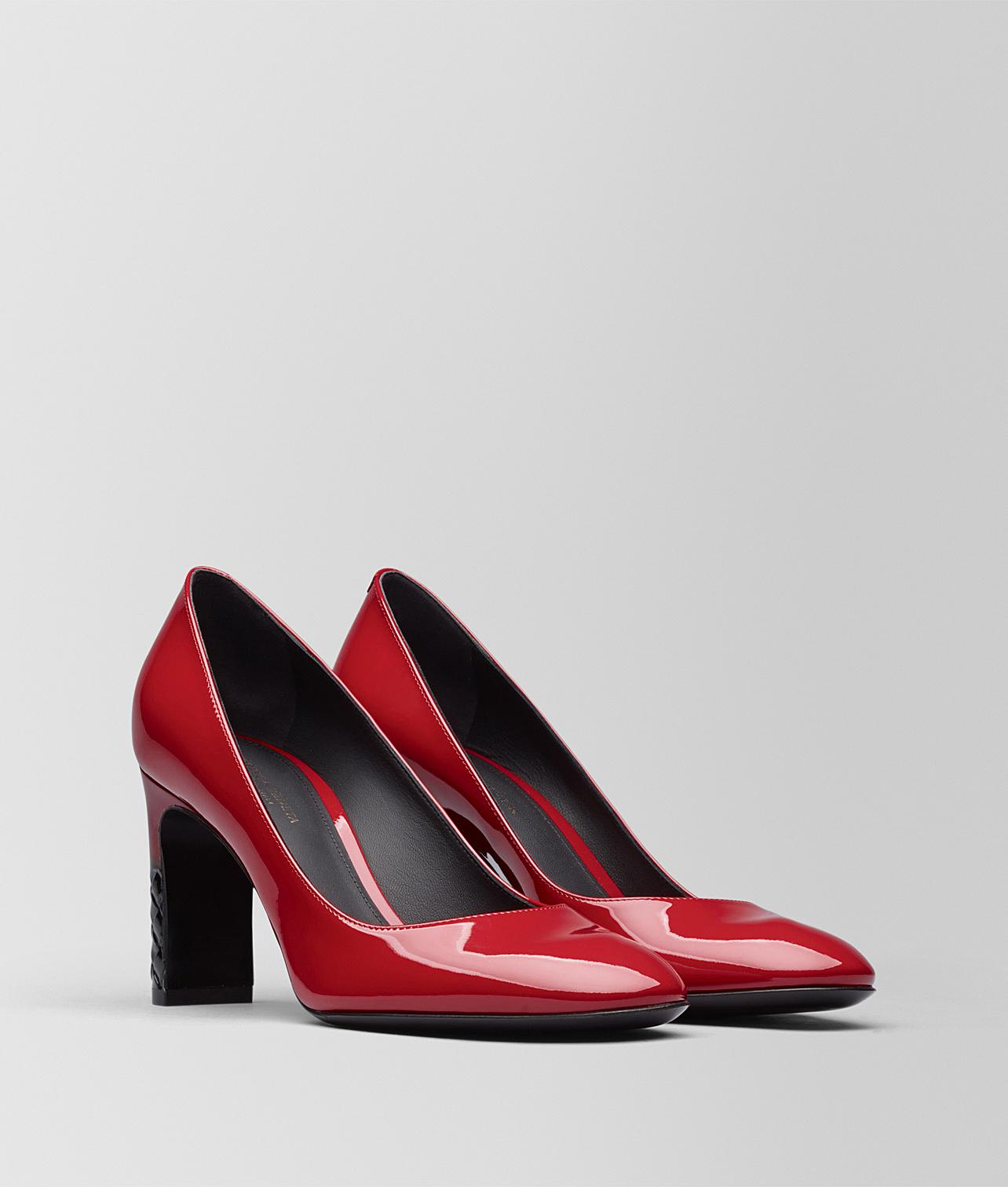 choice Bottega Veneta China red patent calf Isabella pump sale low price fee shipping really cheap shoes online bYt6RSom8s