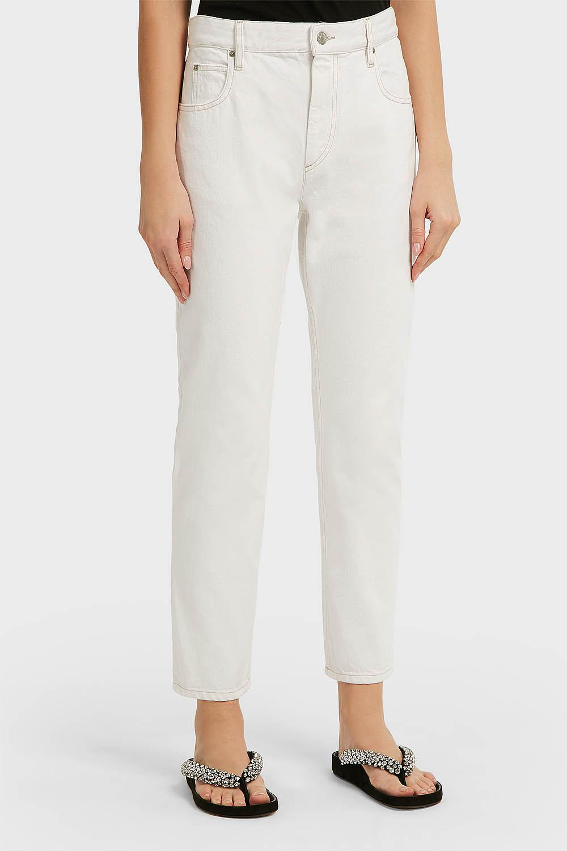 70d018451e75 Lyst - Étoile Isabel Marant Cliff Girlfriend Jeans in Black