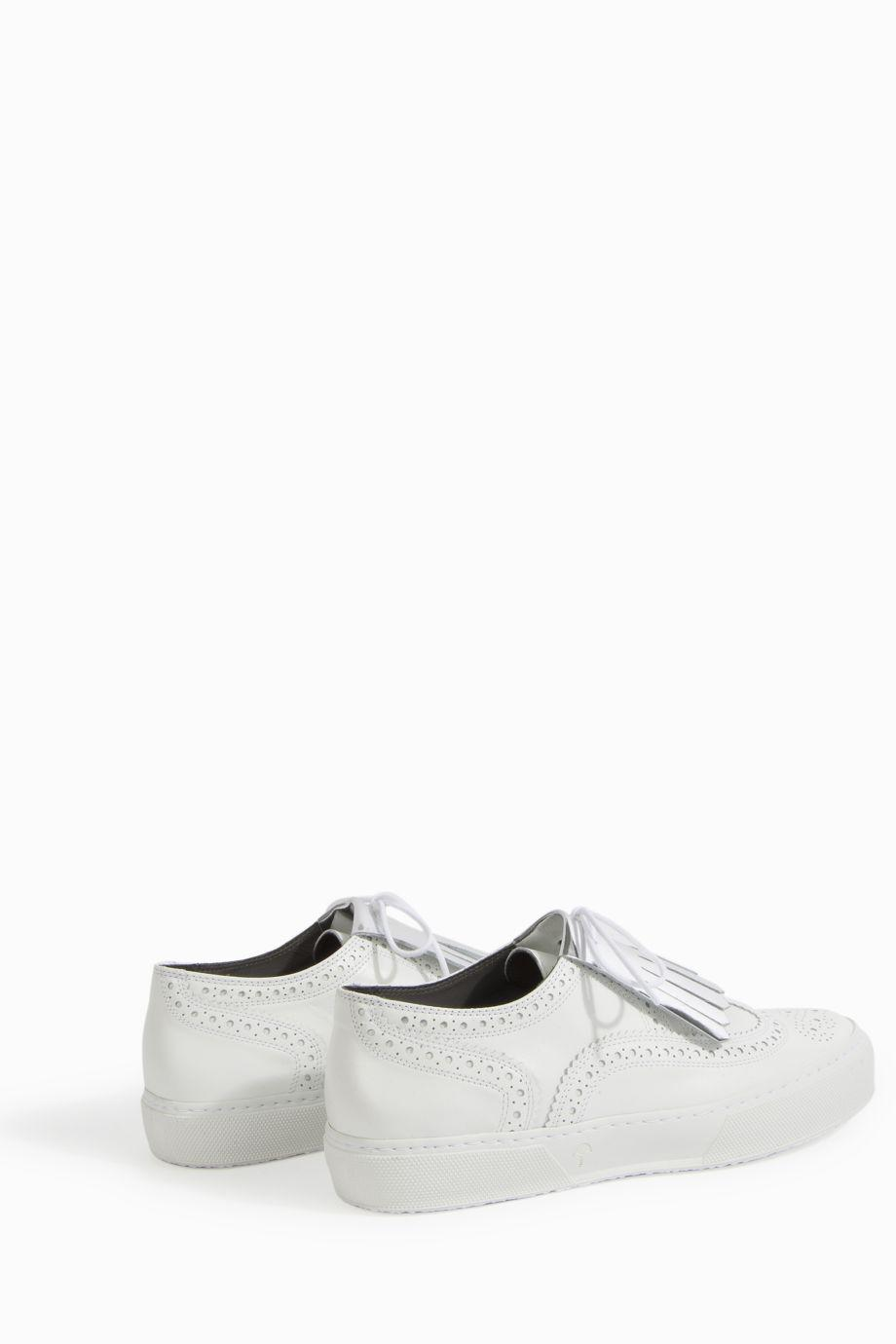 Robert Clergerie Tolka Trainers