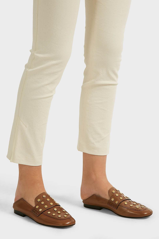 Isabel Marant Feenie Studded Leather