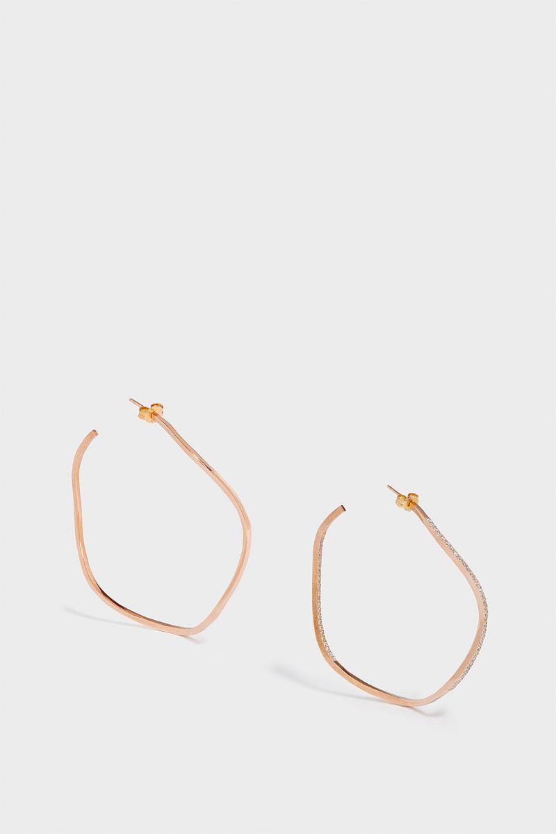 Maha Lozi Wavelength earrings - Metallic vty7l7w