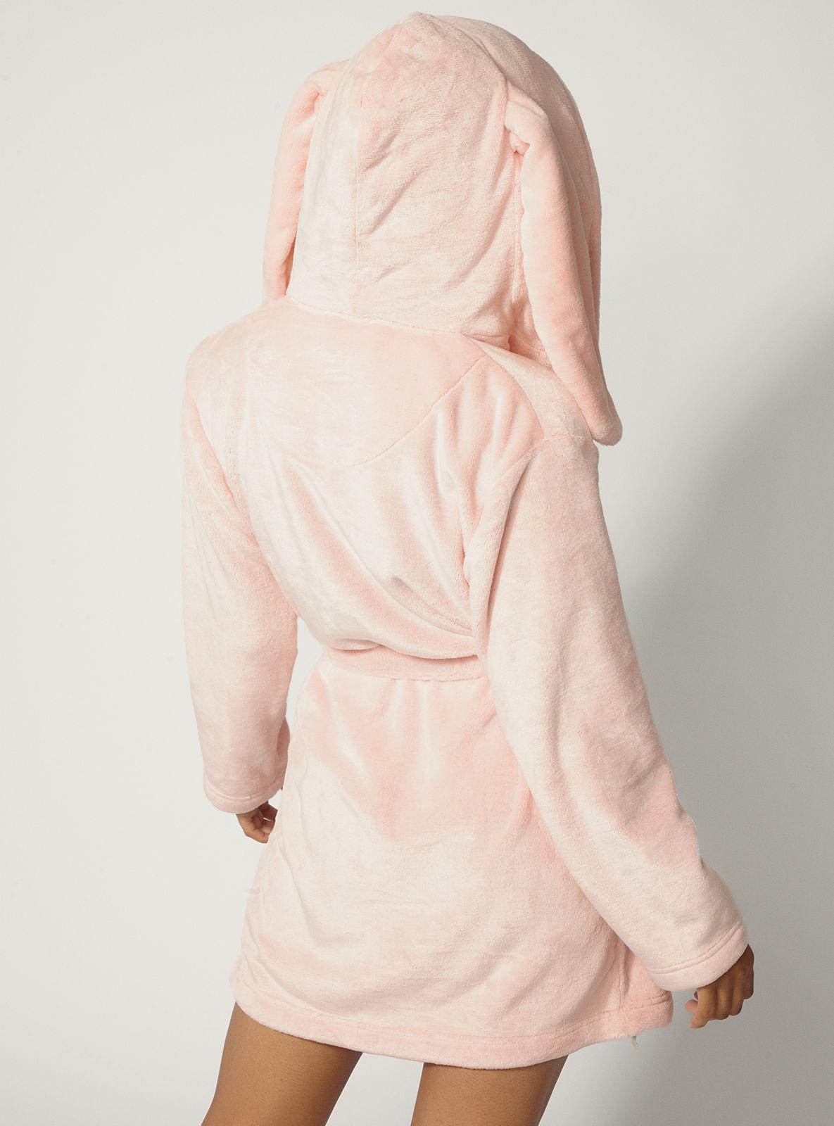 Lyst Boux Avenue Bunny Dressing Gown In Pink
