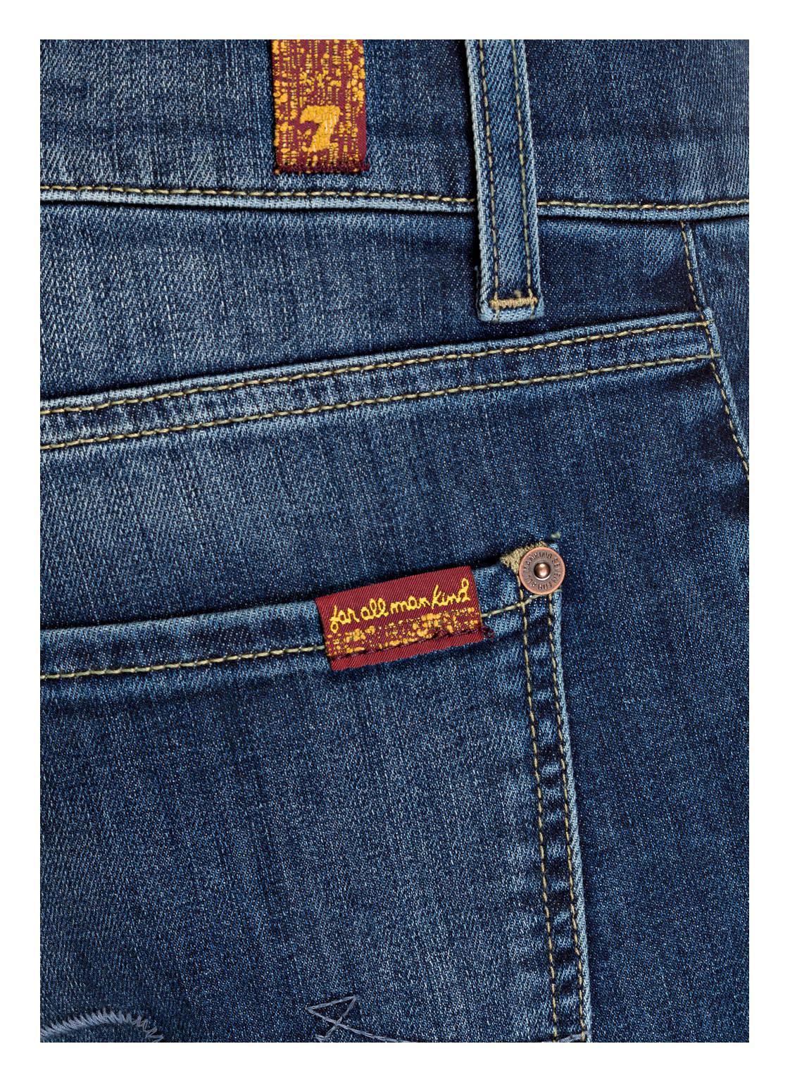 7 For All Mankind Denim Jeans SLIMMY Slim Fit in Blau für Herren wq75e
