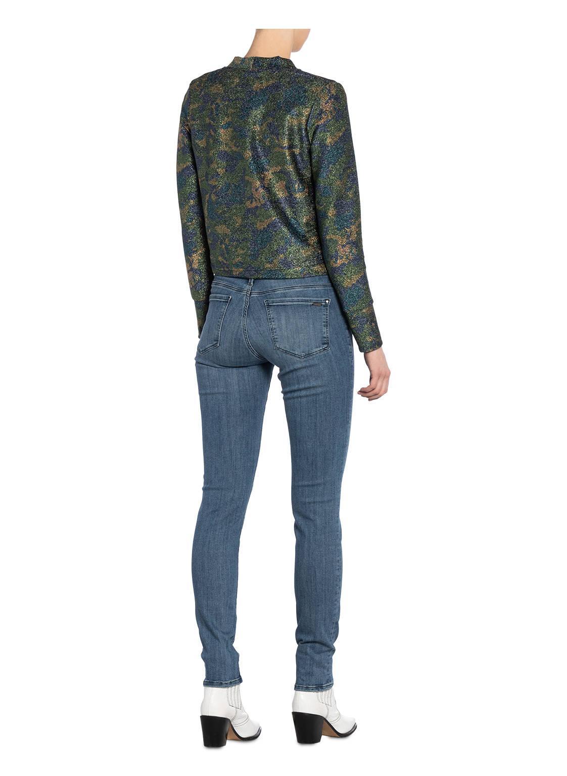 Mavi Denim Skinny Jeans SOPHIE in Blau q1Uwa