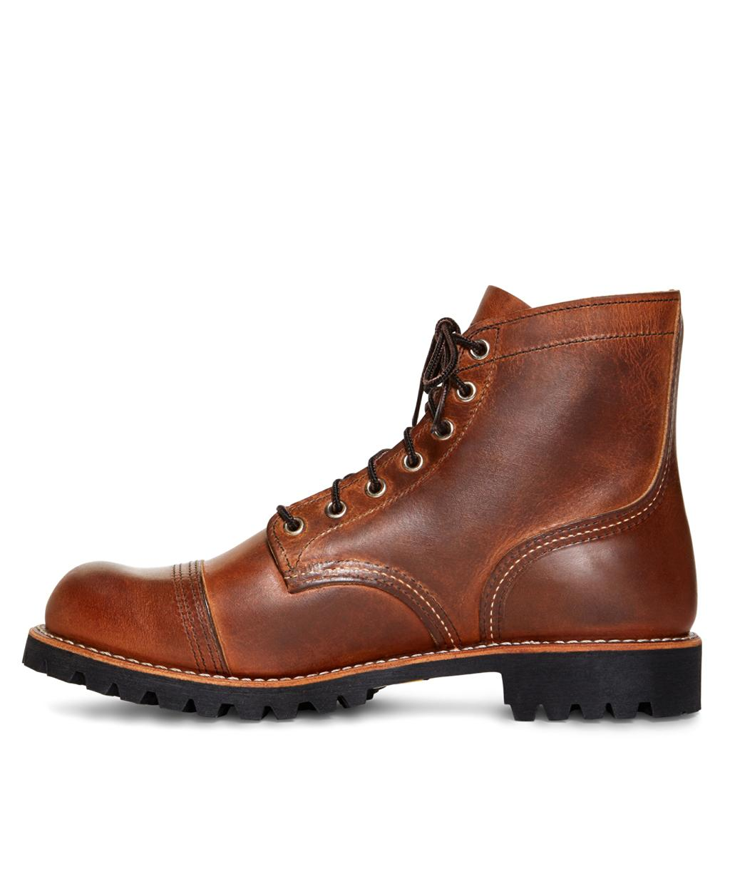 Brooks Brothers Leather Red Wing For 4556 Iron Ranger